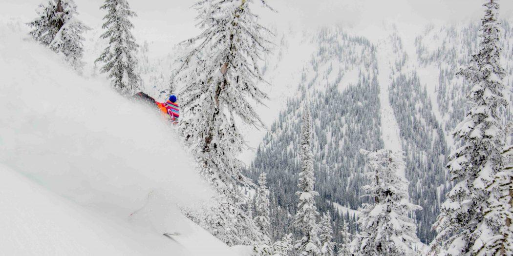 Snow Spotlight: Scoring Canadian Powder Along The Powder Highway