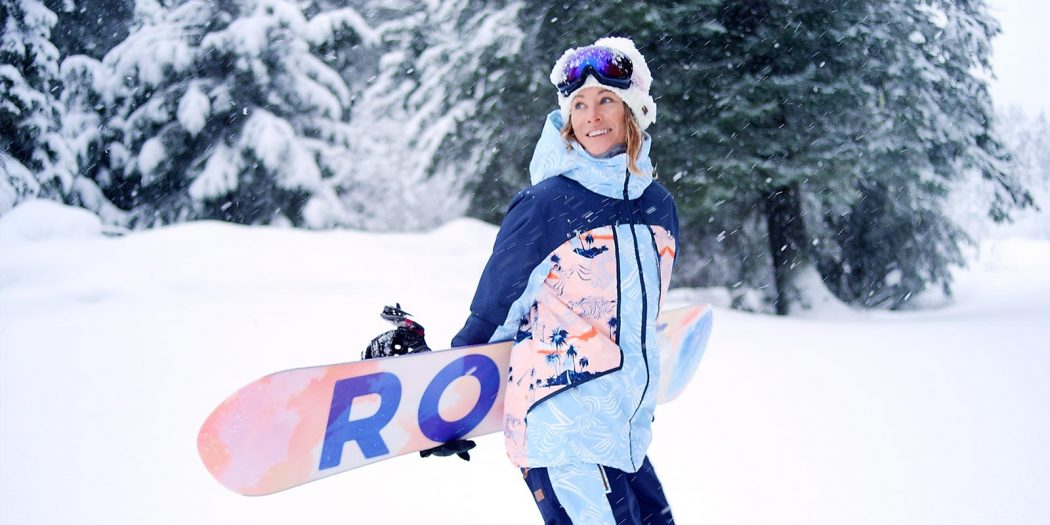 Roxy's POP Snow 2017/2018 Collection For The Mountains