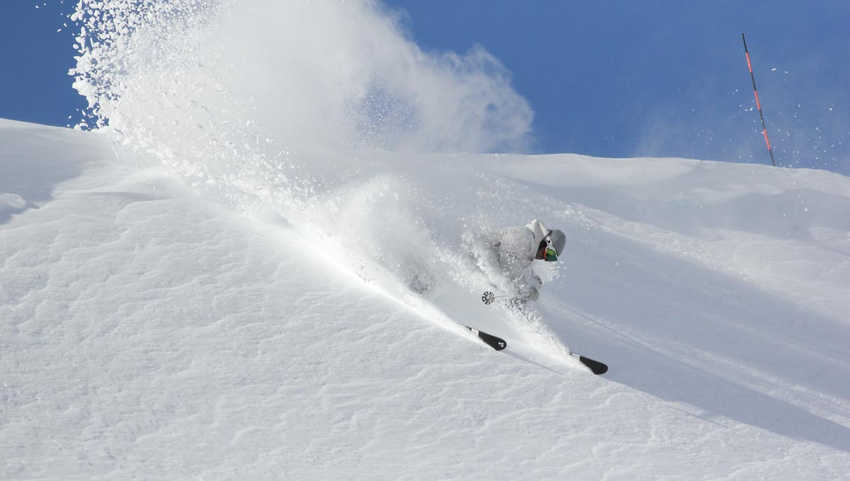 Winter is here. European ski resorts that are open right now.