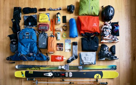 Packing for a ski season - essential checklist for seasonaires.