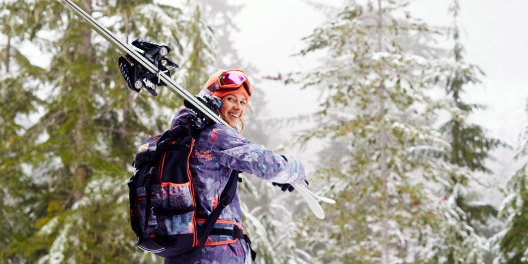 SnowSista Meets: Lena Stoffel, Professional Skier