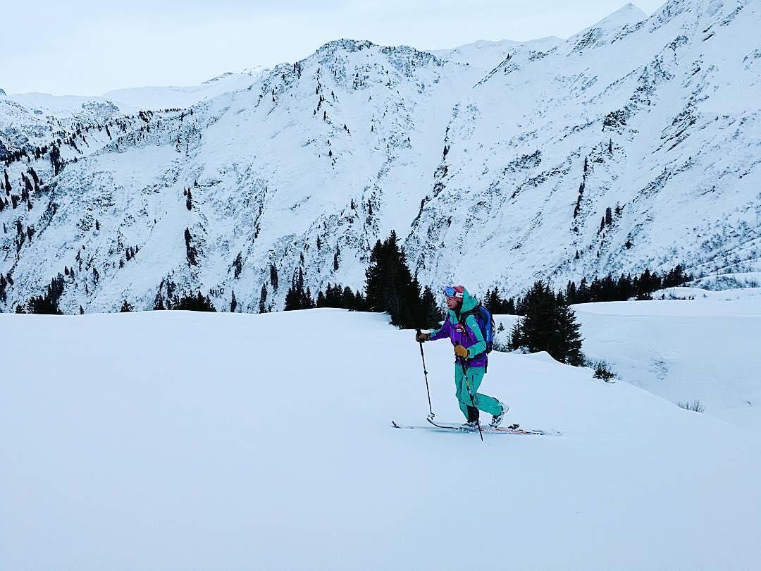 @juliaweinl Snow Sista Photos of the Week. Snowboarder skier