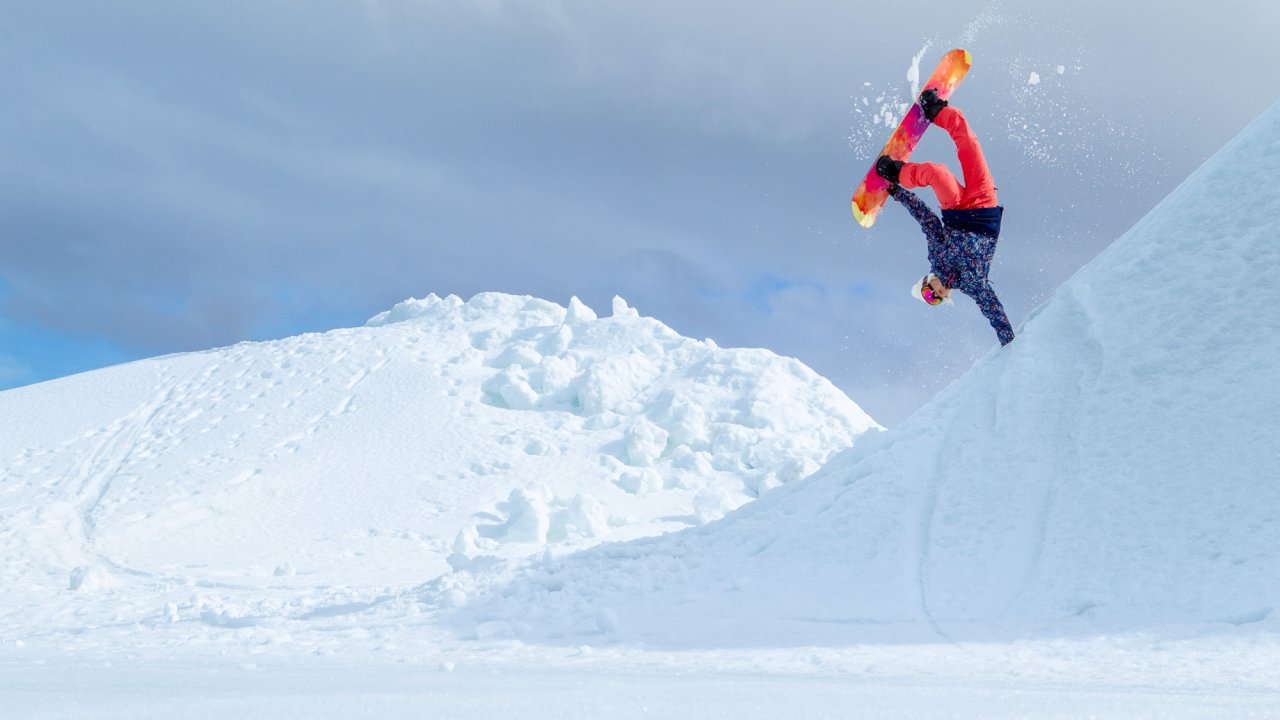 Snow Shots Of The Week