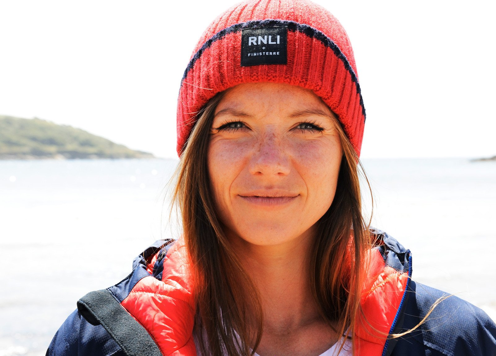 Finisterre Beanie.  Stocking Gifts for Snow Girls