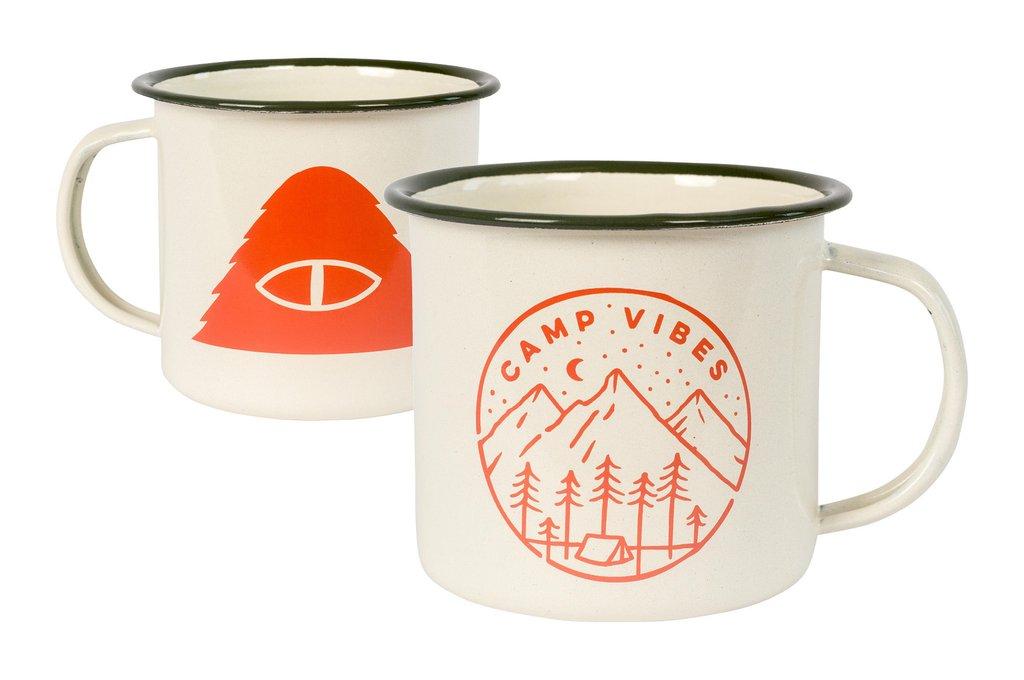 Tin Mug Stocking Gifts for Snow Girls