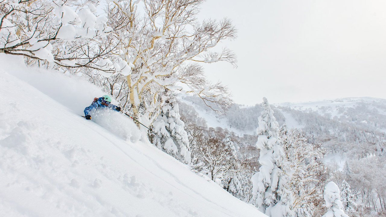 Lena Charging. SnowSista Meets: Lena Stoffel Roxy Team Rider and Professional Skier.
