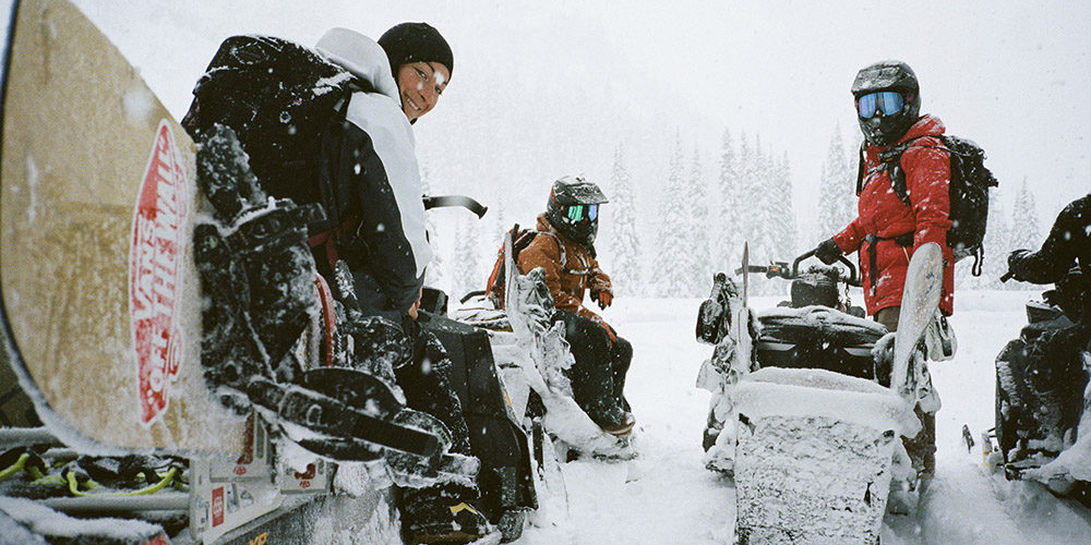 Listen to the Eyes – A Vans Women Snowboarding Team Film